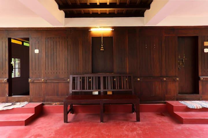 Heritage Marari - Heritage Room - IN - House
