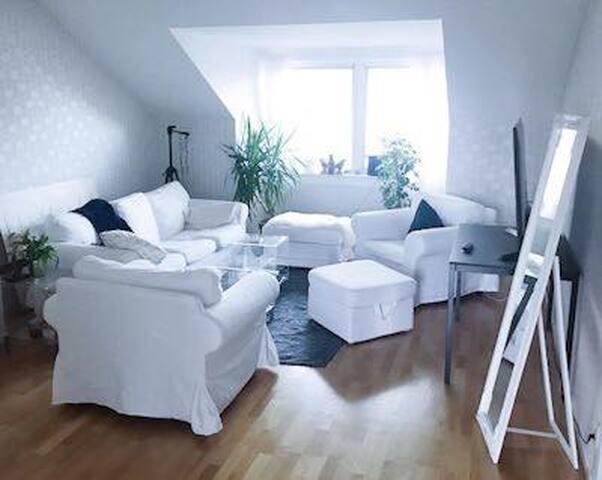 Lägenhet i centrala Varberg