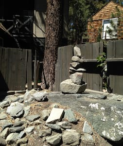 Mountain cabin - peace & quiet - Wrightwood - Haus