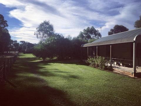 #1 Leigh Park Cottage