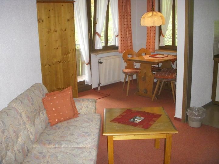 Ferienresidenz Kupferkanne, (Todtmoos), 3 Raum - Appartement mit Doppel- und Einzelbett