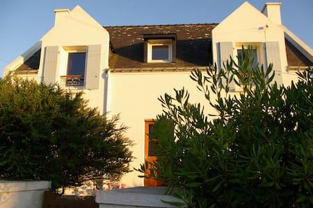 Maison style Côté Ouest au coeur de Plouharnel - Plouharnel