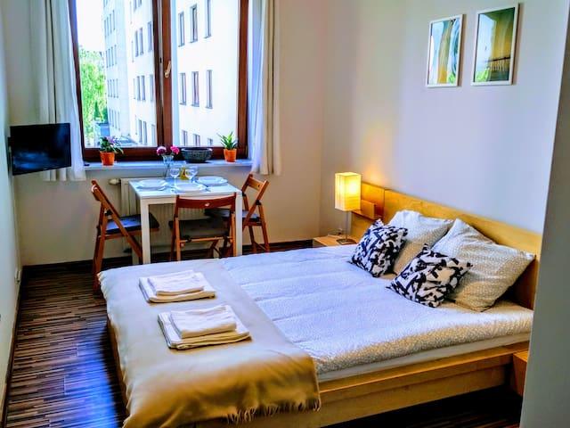 Vitalia Apart Rooms Bobrowiecka, номер комнаты. 2
