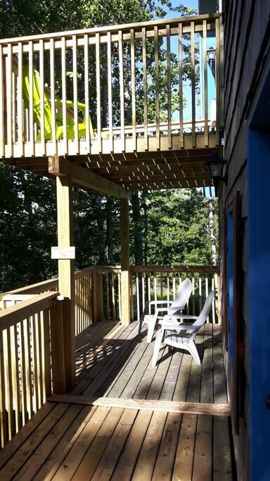 New balconies