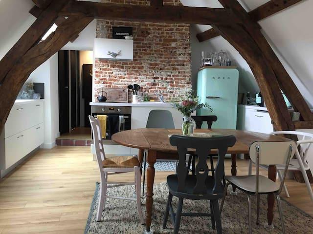 Appartement Au Cœur de Montreuil