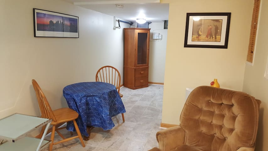 Cozy Basement Apartment - Falls Church - Pis