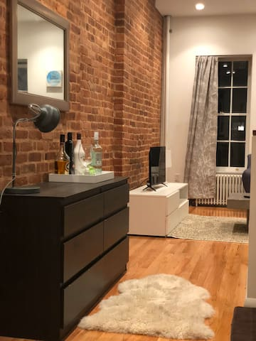 best space in NYC's best neighborhood