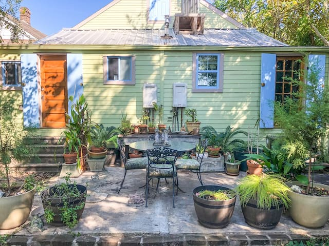 Riverside Retreat in the Bywater