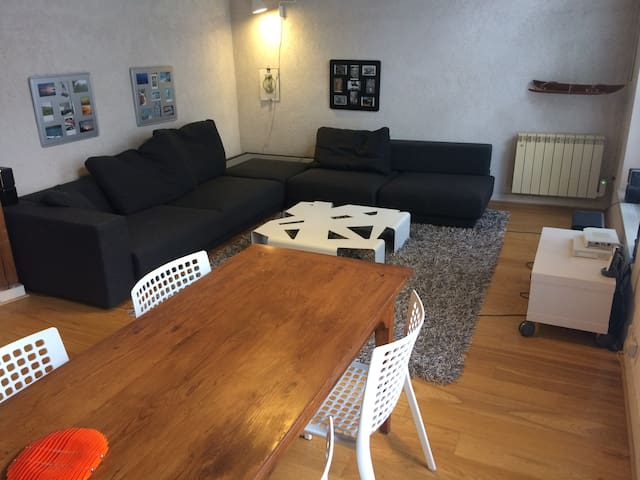 Appartment perfectly located in Old Tours. - Tours - Wohnung
