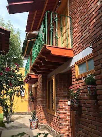 Cabaña Quetzaly III