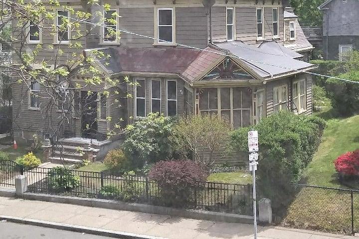 Charming 19th Century Boston Home  Private Unit