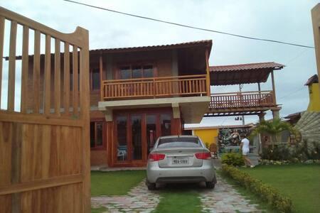 Casa Bucanero