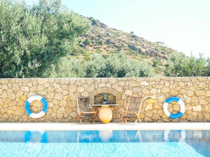 Apartment in Greek paradise (1 bedroom)