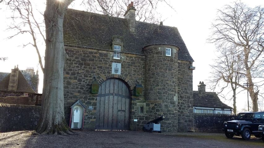 The Gatehouse at Earl's Hall - Fife - Vendégház