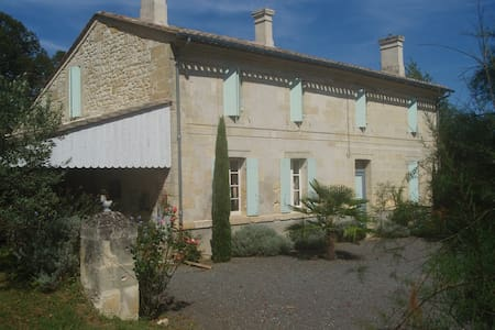 Mongiron - Romantic Apartment close to St-Emilion - Nérigean