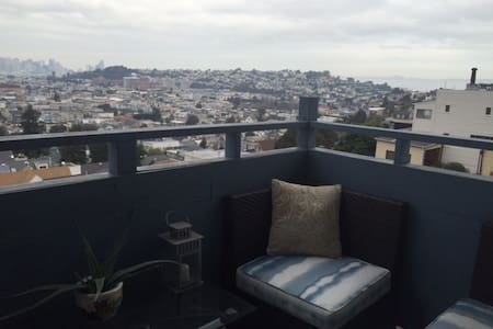 2br/2ba Best City Views Chill Out!