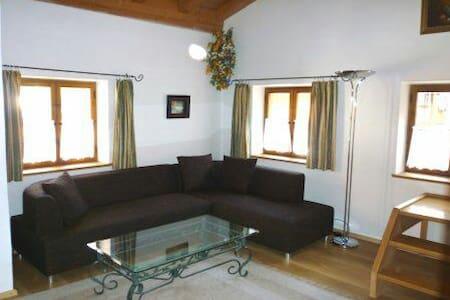 Große Wohnung mit zwei Schlafzimmer - Oberammergau - Apartment - 2