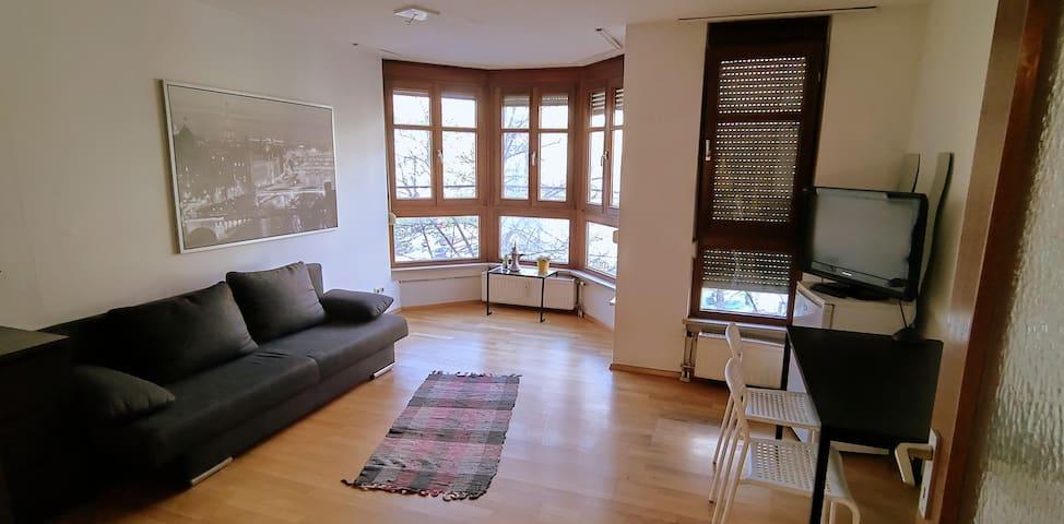 Cosy apartment in Milbertshofen