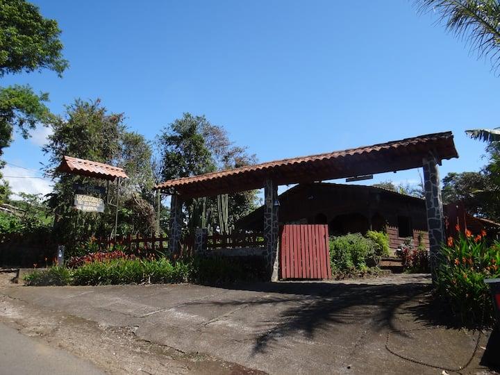 Cabaña Posada Los Guayabales #1