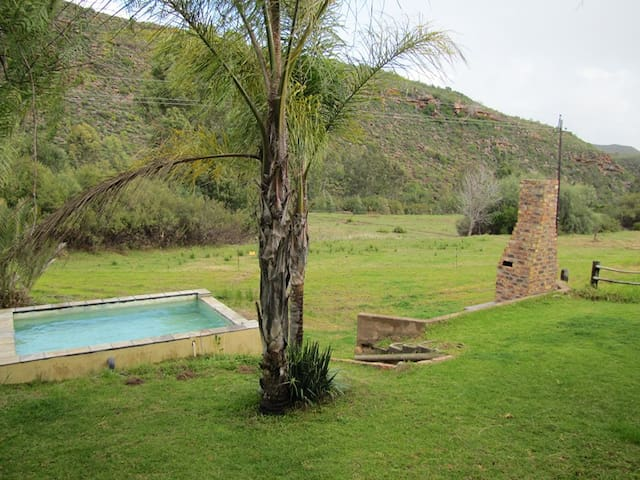 Cederberg Cottage - Clanwilliam - Chalupa