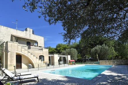 Villa Panagias tis Loreto - Zollino - Villa