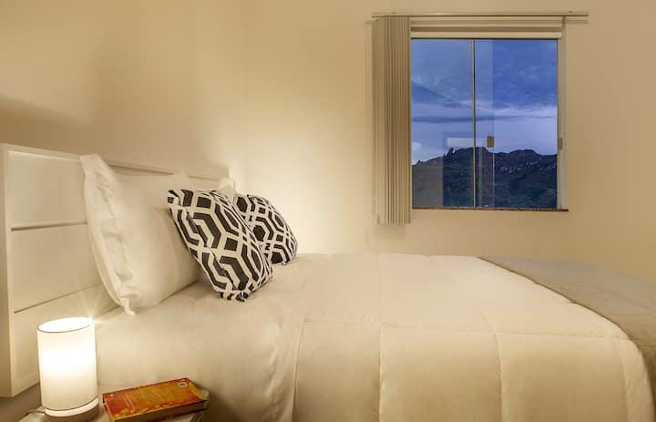 Apartamento 2 - Vista Pico Itacolomy