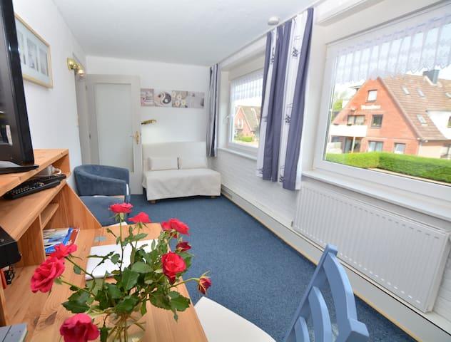 Traumurlaub an der Nordsee im Haus Andalus - Büsum - Appartement
