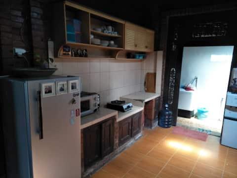 villa Budi 888 complet with meals
