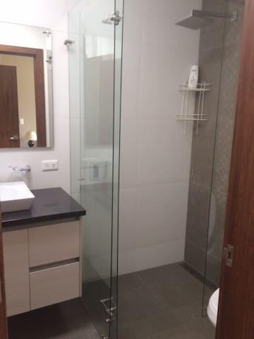 Baño privado dormitorio 1