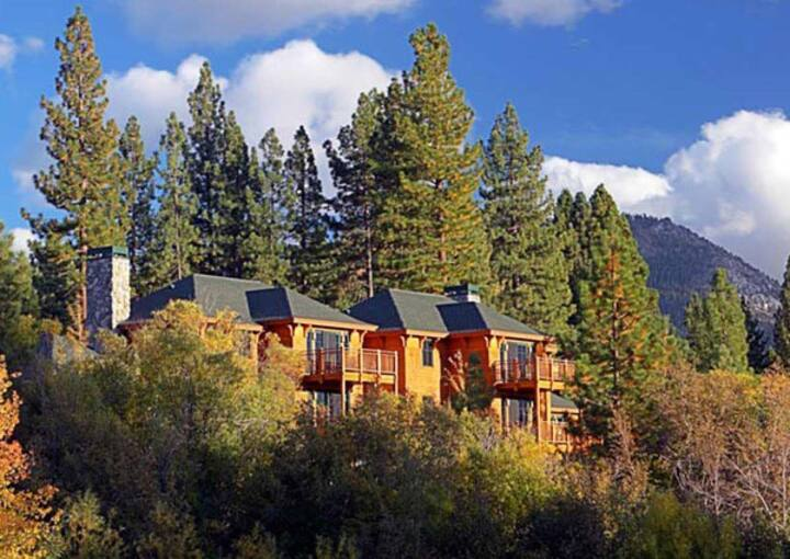 Hyatt High Sierra Residence club / Incline Village