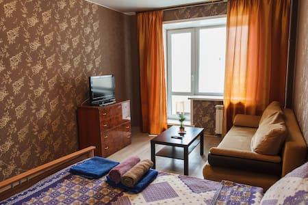 Атмосфера на Загородной улице - Tver' - Apartment - 1