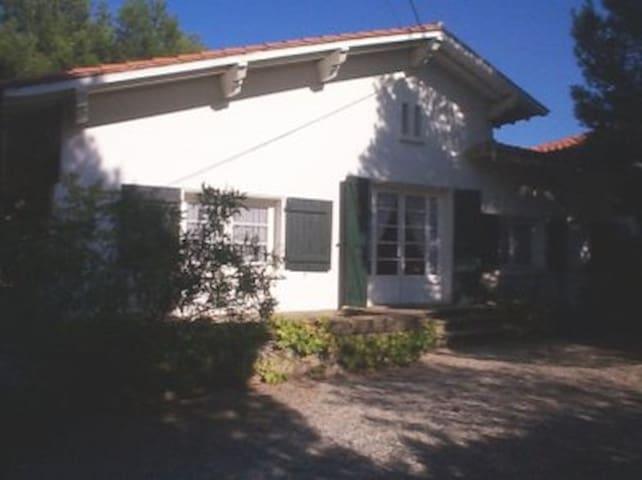 Villa indépendante avec parking et grand jardin - Argelès-sur-Mer - Villa