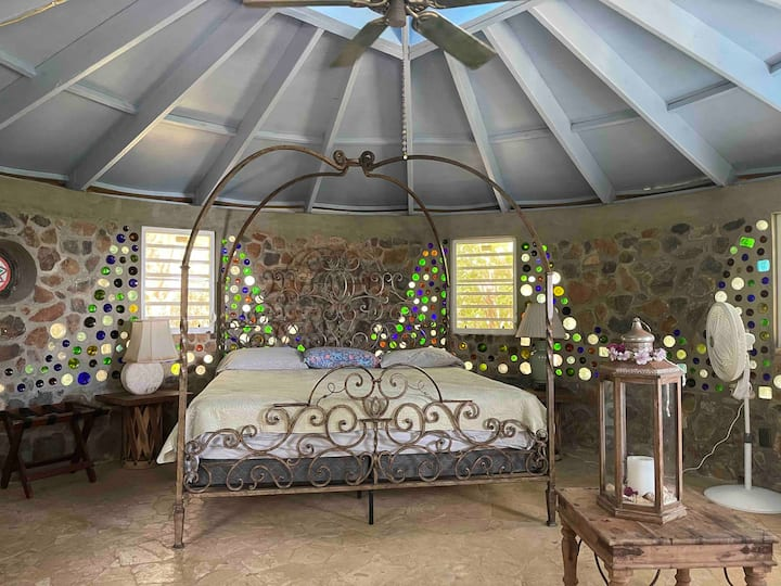 Boho Butterfly cottage