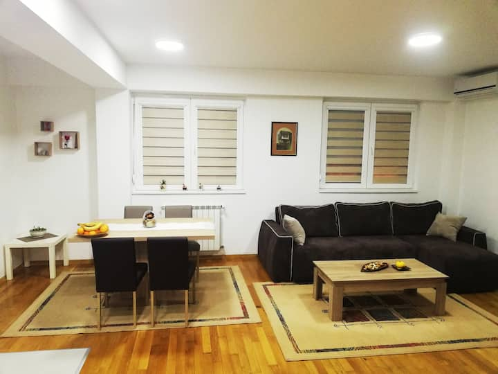 City Park,New Apartment in Bohemian quarter