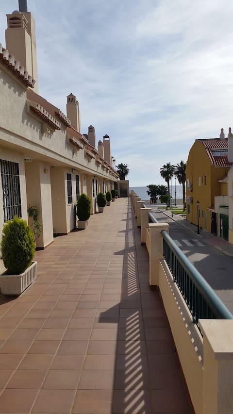 Fantastisk dupleks i Salobreña