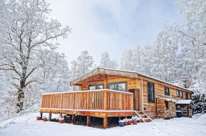 Wildwood Cabin in the Heart of the Highlands