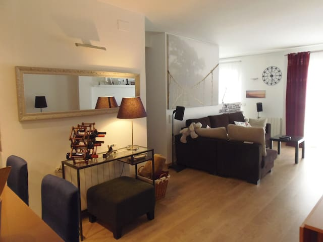Habitación cerca de Bcn/Aeropuerto - Santa Coloma de Cervelló - Appartement