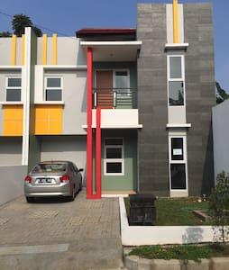 A minimalist 2 bedrooms in Lembang - Bandung Barat