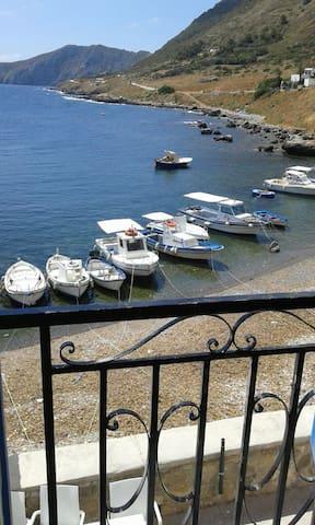 camera sul mare di Marettimo