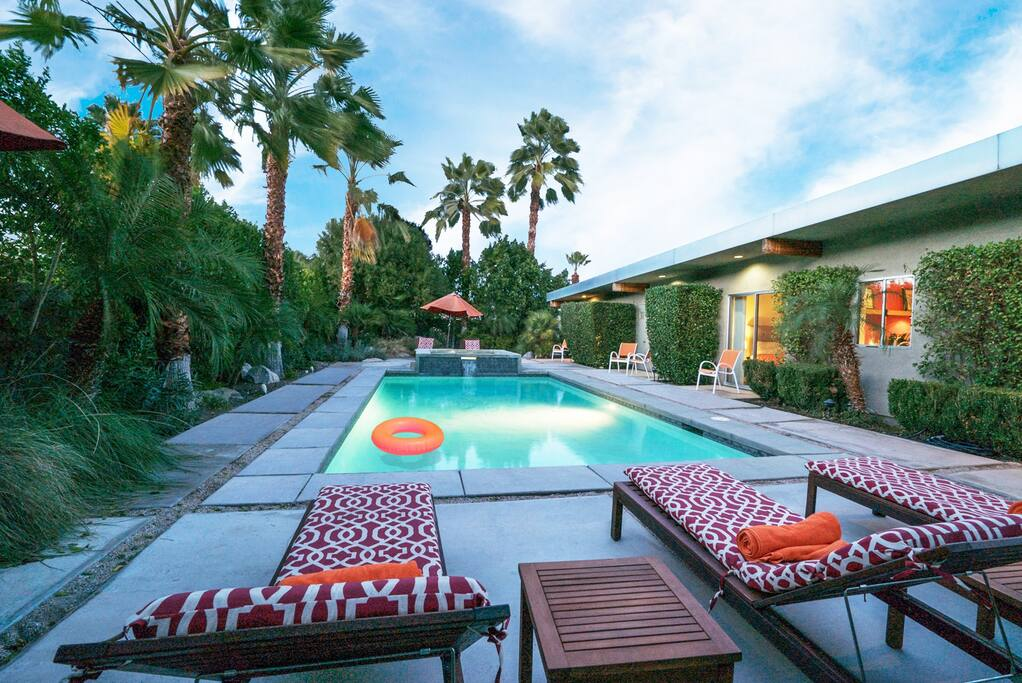 Desert Oasis For Full Relaxation And Privacy Houses For