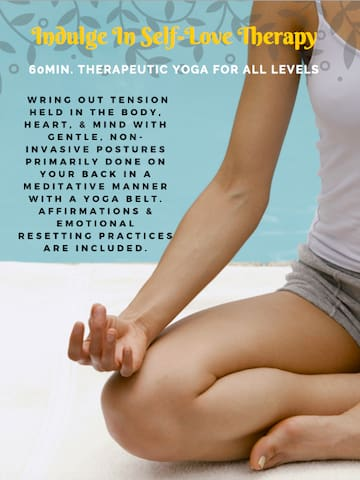 Therapeutic Yoga and Meditation