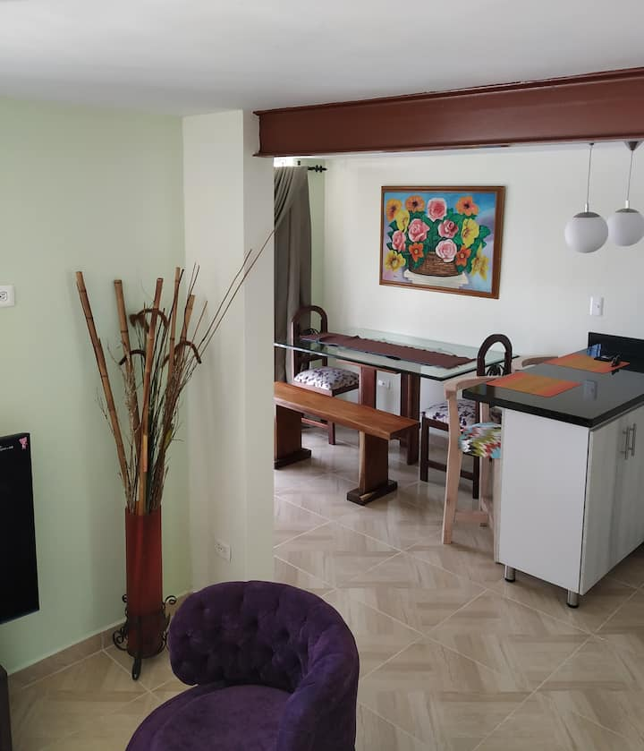 Acogedora casa Rionegro