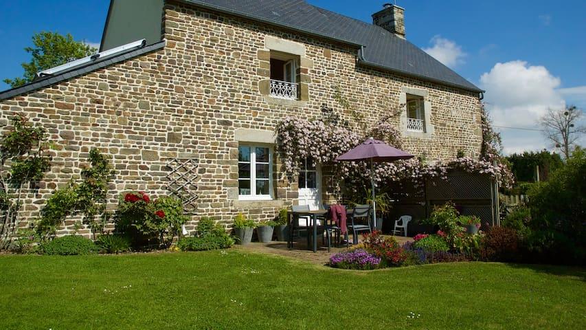 La Maison du Pêcheur, charme et jardins
