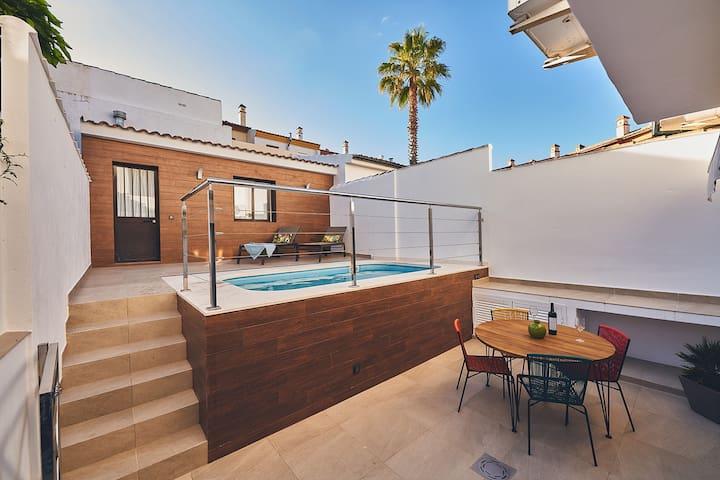 La Casa del Barrio - Piscina privada