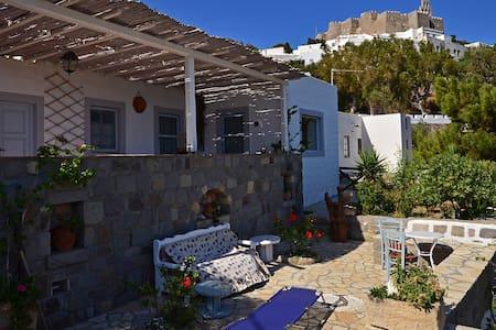 Patmos Chora Traditional Villa
