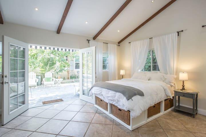 Yatak odası alanı
