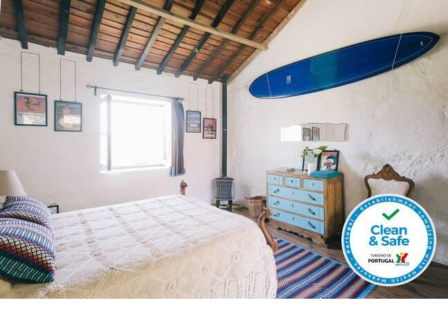 The Surf Farm - Room Atlantic
