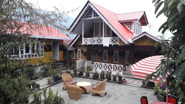 Sukhim Village retreat Homestay