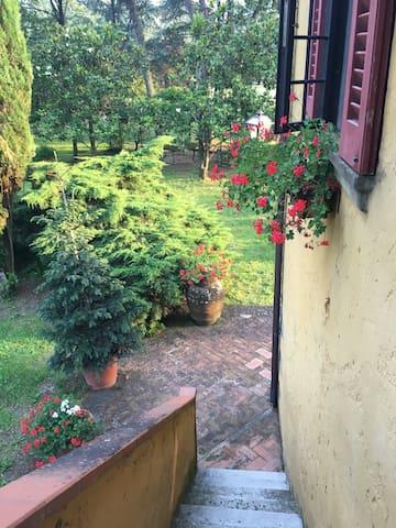 Accogliente Appartamento - Castiglion Fibocchi  - Huoneisto