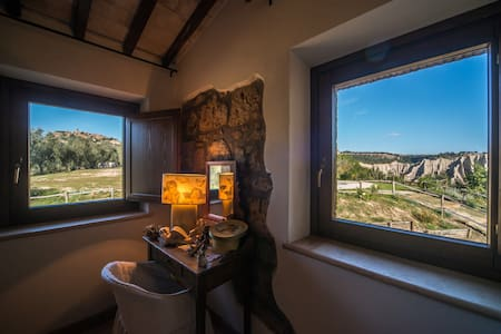 Villa I calanchi di Civita - Bagnoregio